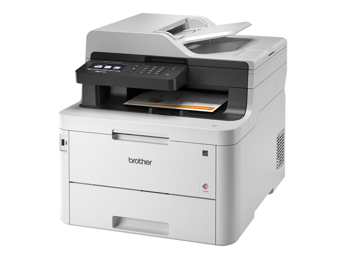 Brother MFC-L3770CDW - Multifunktionsdrucker - Farbe - LED - Legal (216 x 356 mm)