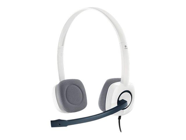 Logitech Stereo Headset H150 - Headset - On-Ear