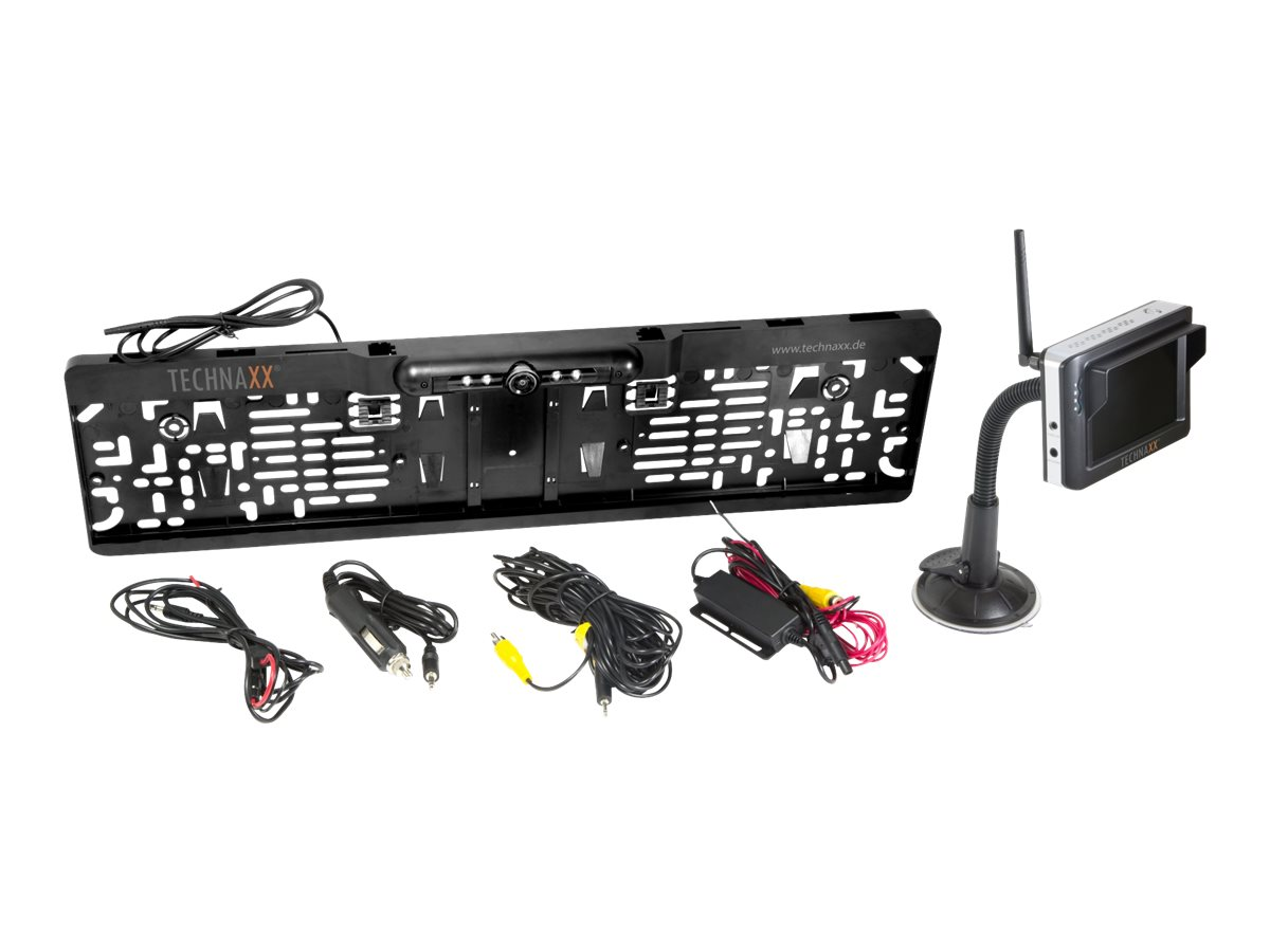 "Technaxx TX-110 - Rückfahrsystem - Anzeige - 8.9 cm (3.5"")"
