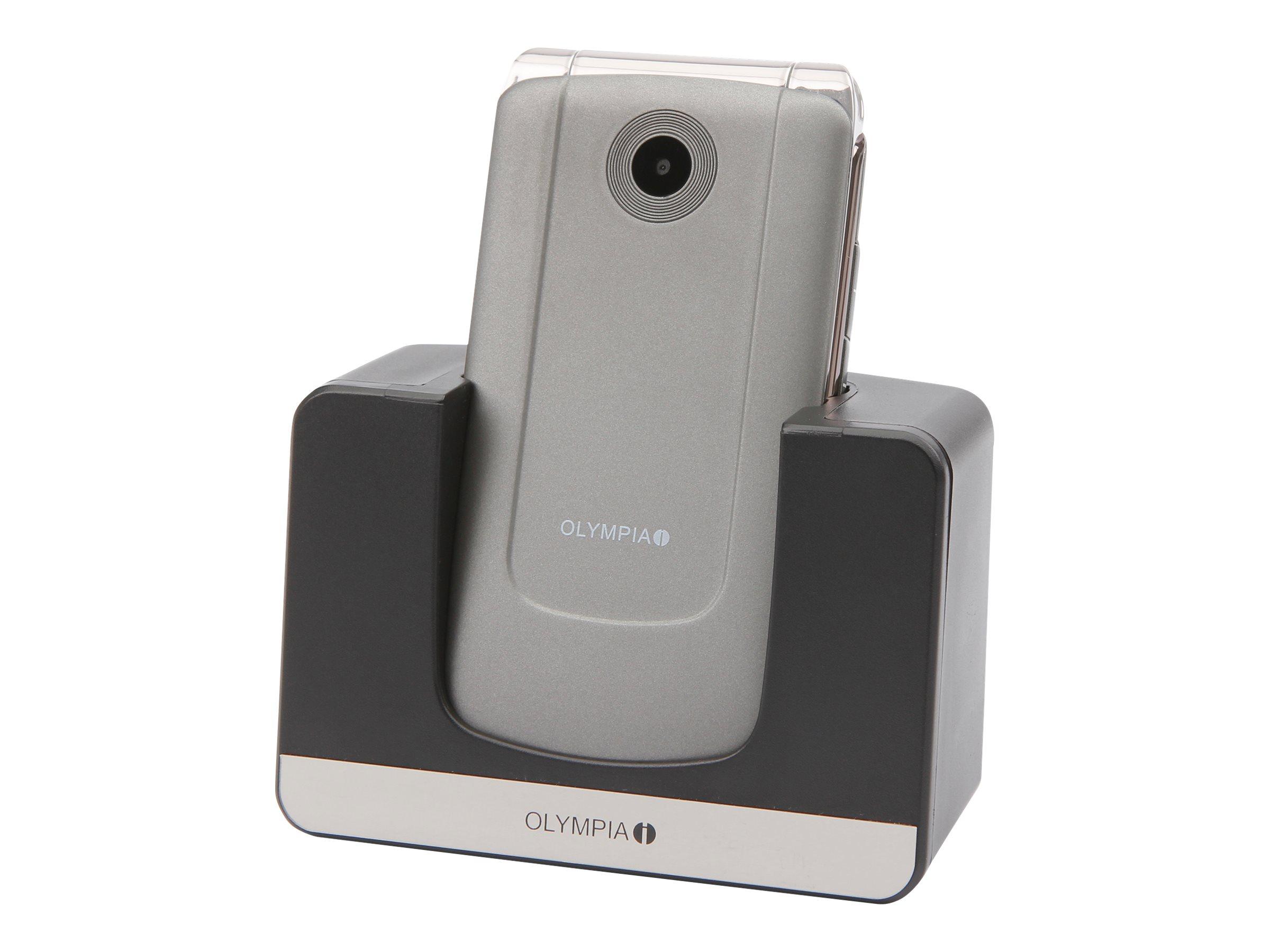 Olympia Style - Mobiltelefon - Dual-SIM - microSD slot