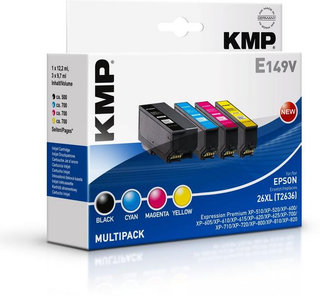 KMP 1626,4050