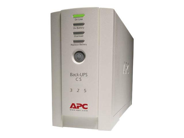 APC Back-UPS CS 325 - USV - Wechselstrom 230 V