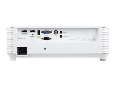 Acer X1527i - DLP-Projektor - tragbar - 3D - 4000 ANSI-Lumen - Full HD (1920 x 1080)