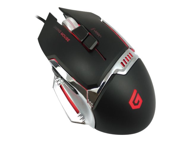 Conceptronic DJEBBEL 8 - Maus - ergonomisch - optisch