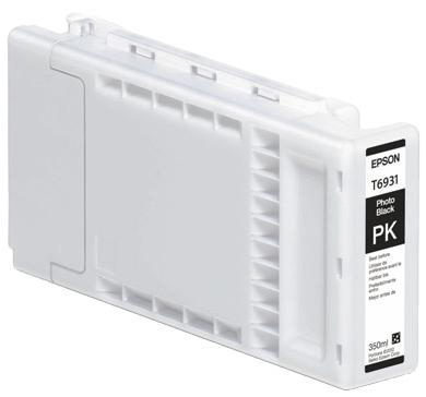 Epson Singlepack UltraChrome XD Photo Black T693100 (350ml)
