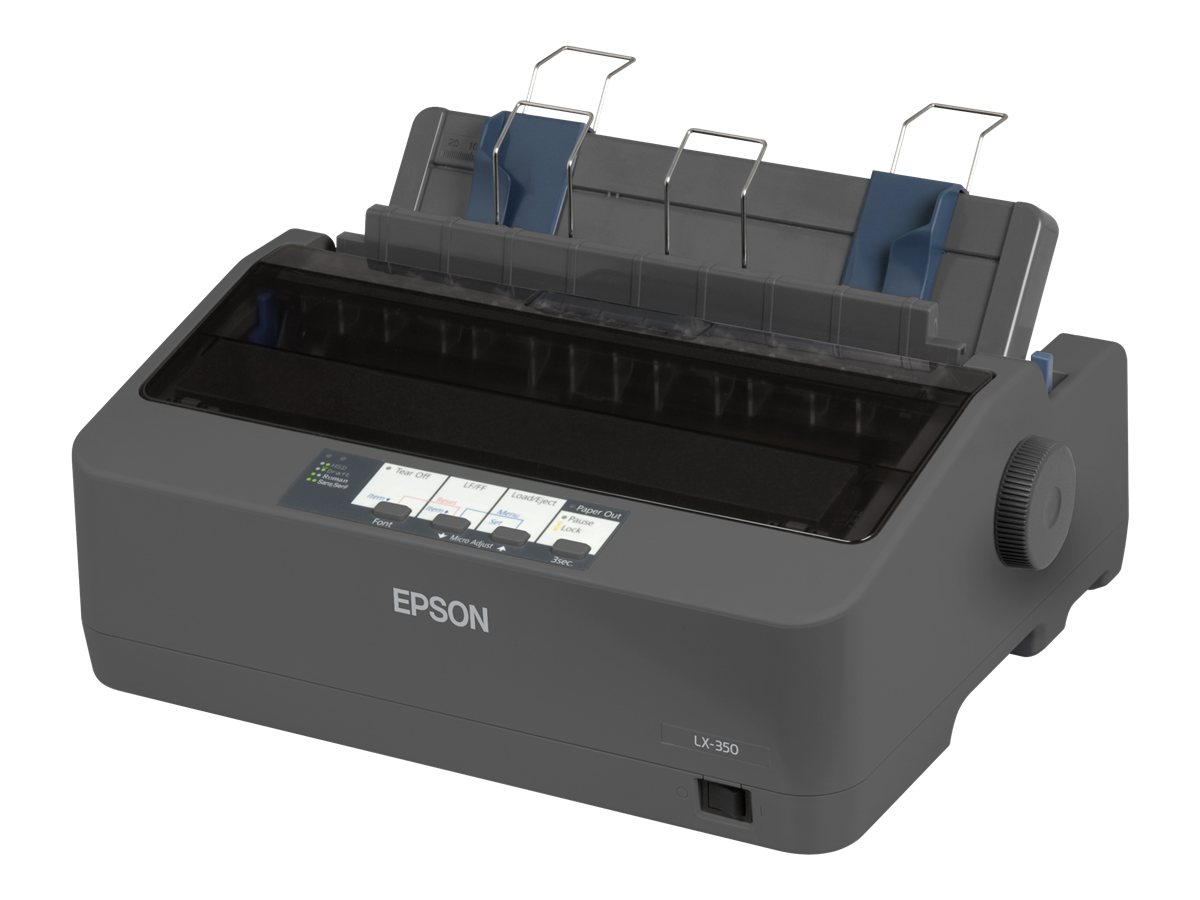 Vorschau: Epson LX 350 - Drucker - monochrom