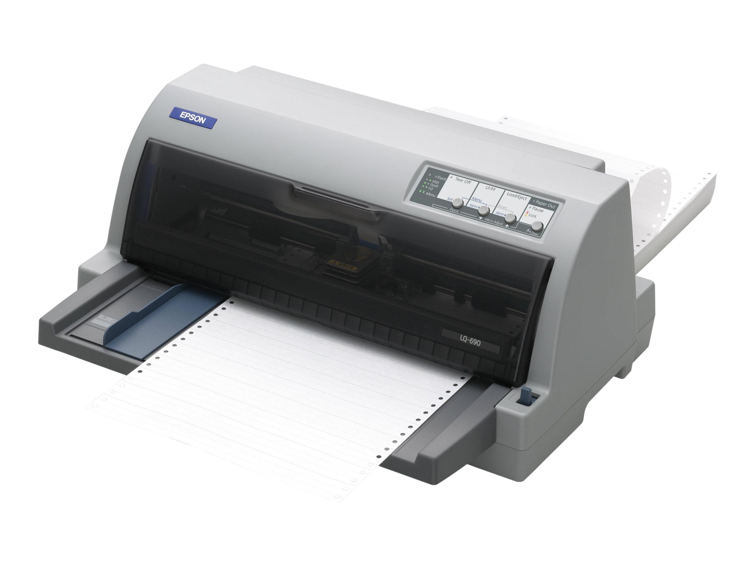 Epson LQ 690 - Drucker - monochrom