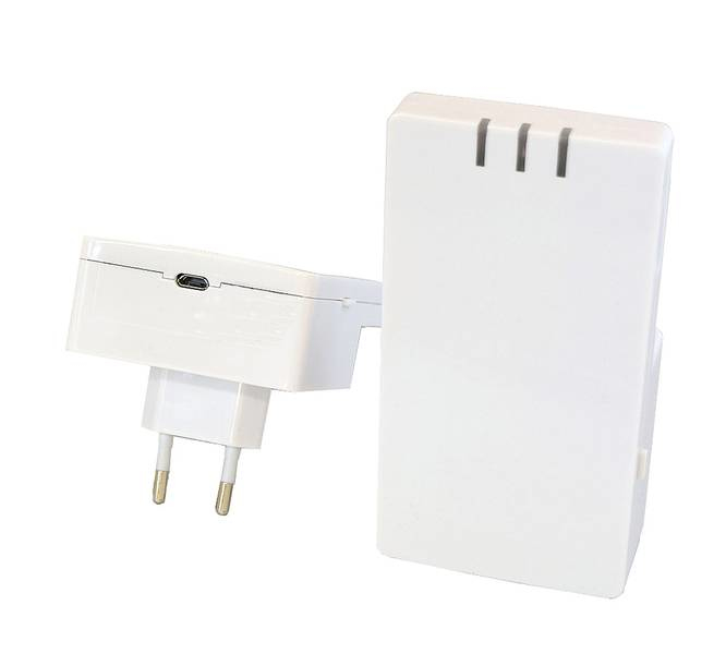 WANTEC 5650 - Weiß - 5 - 45 °C - AC - 220 V - 50 Hz - 62 mm