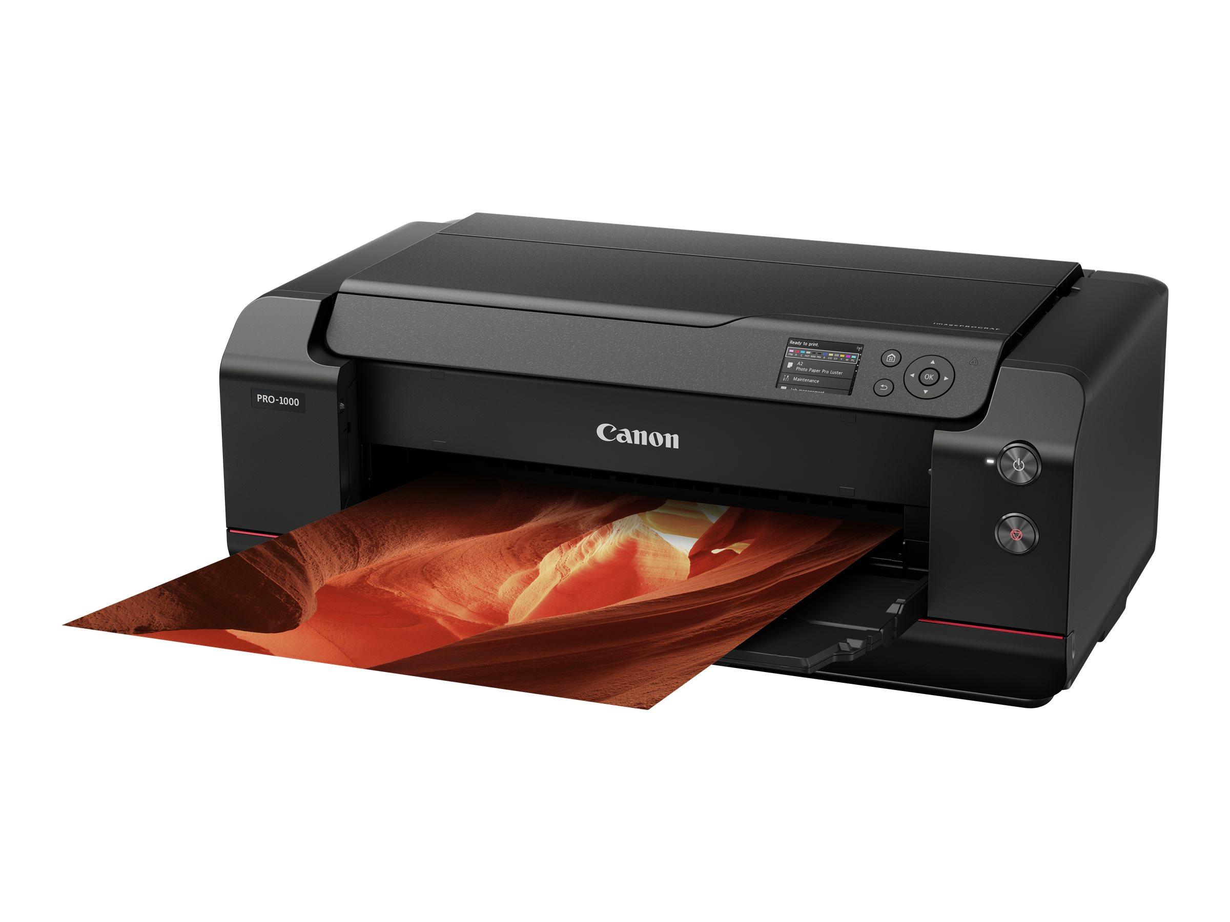 "Canon imagePROGRAF PRO-1000 - 432 mm (17"") Großformatdrucker"