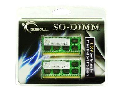 G.Skill DDR3 - 8 GB : 2 x 4 GB