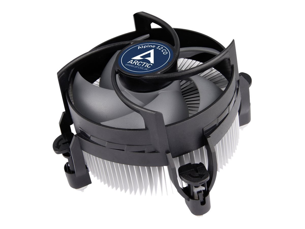 Arctic Alpine 12 CO - Prozessor-Luftkühler - (für: LGA1156, LGA1155, LGA1150, LGA1151)