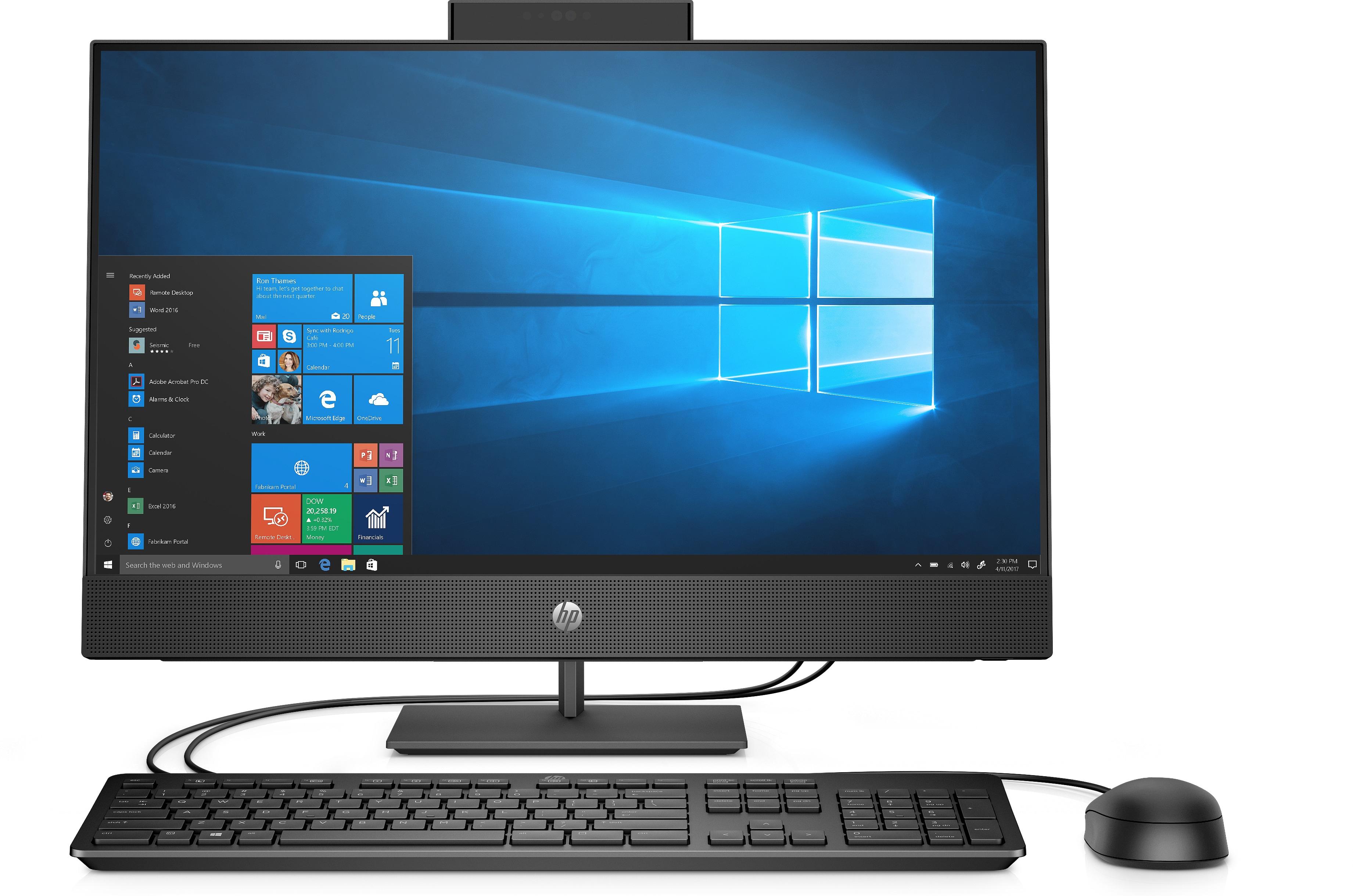 HP ProOne 400 G5 - 60,5 cm (23.8 Zoll) - Full HD - Intel® Core™ i5 der 9. Generation - 8 GB - 256 GB - Windows 10 Pro