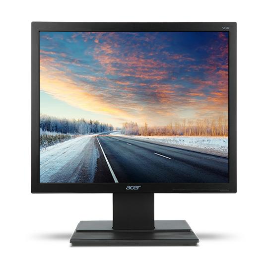 Acer V6 V196LB - 48,3 cm (19 Zoll) - 1280 x 1024 Pixel - SXGA - LED - 6 ms - Schwarz