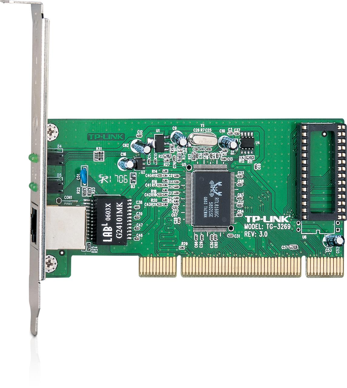 TP-LINK TG-3269 - Netzwerkadapter - PCI