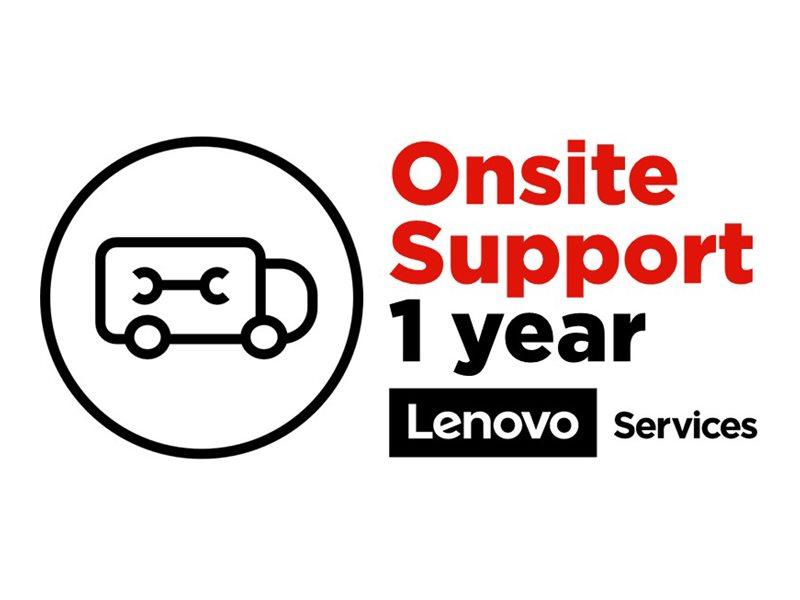 Lenovo Post Warranty Onsite - Serviceerweiterung