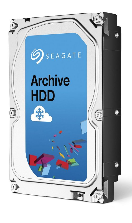 Seagate S-series Archive HDD v2 8TB 8000GB Serial ATA III Interne Festplatte