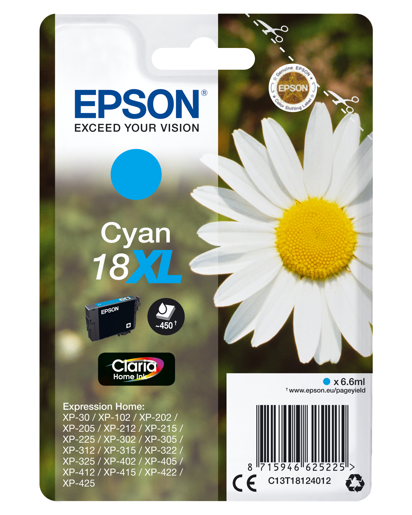 Epson C13T18124010