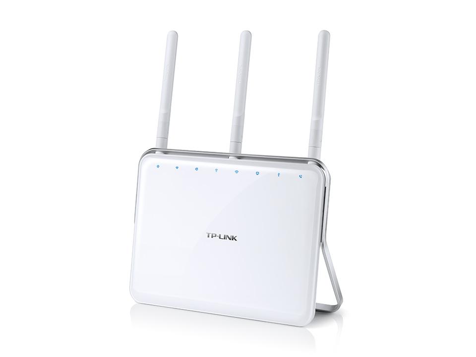 TP-LINK Archer VR200v - Wireless Router - DSL-Modem