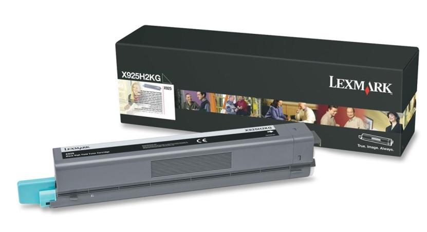 Lexmark X925H2KG Laser cartridge 8500Seiten Schwarz Lasertoner / Patrone