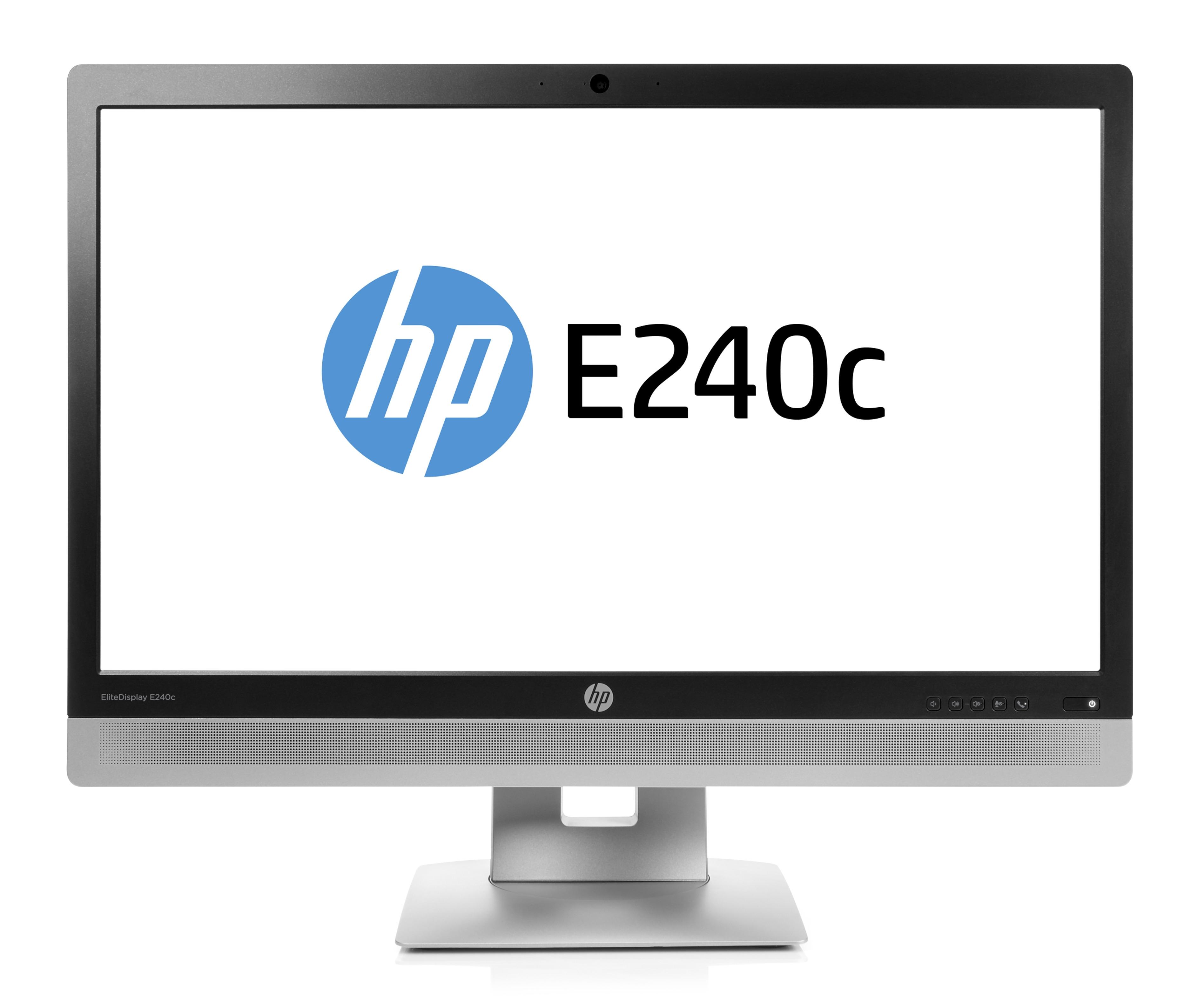 HP EliteDisplay E240c - LED-Monitor - 60.45 cm (23.8) (23.8 sichtbar)