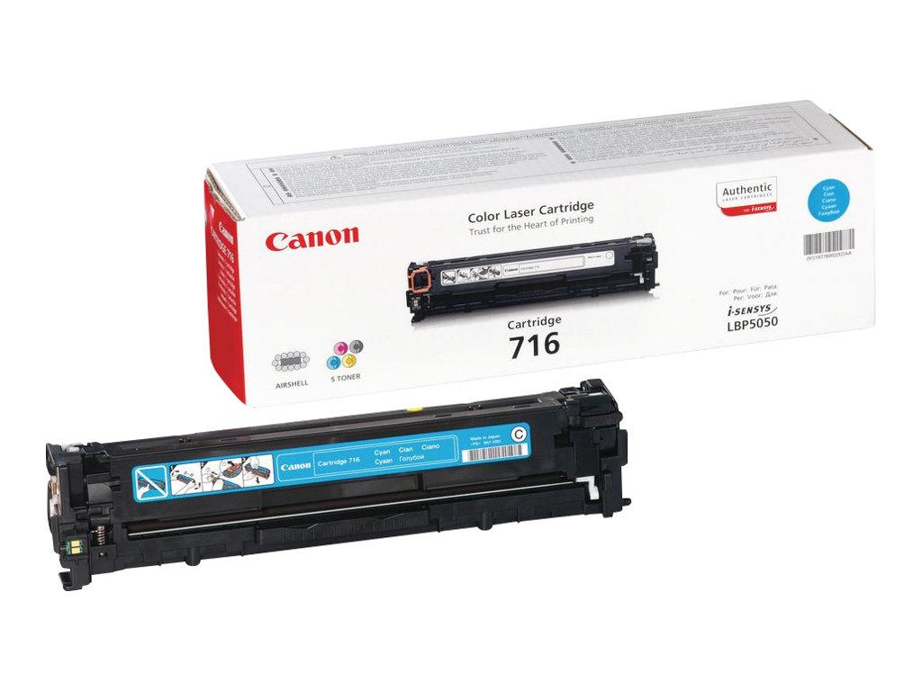 Canon Toner cyan 716 ca. 1.500 Seiten