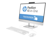 Pavilion 24-x050ng 2.4GHz i5-7400T Intel® Core i5 der siebten Generation 23.8Zoll 1920 x 1080Pixel Touchscreen Weiß All-in-One-PC