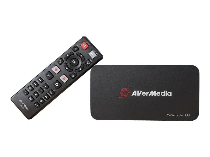 AVerMedia EzRecorder 330 - Digitaler AV-Recorder