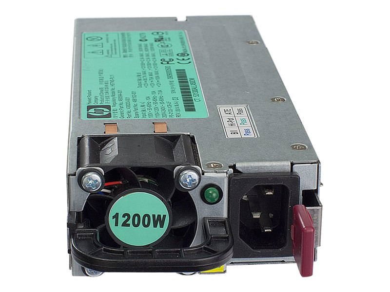 HP 1200W Common Slot High Efficiency Power Supply Kit (578322-B21)