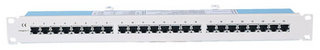Intellinet IC Network - Patch Panel - 24 Ports