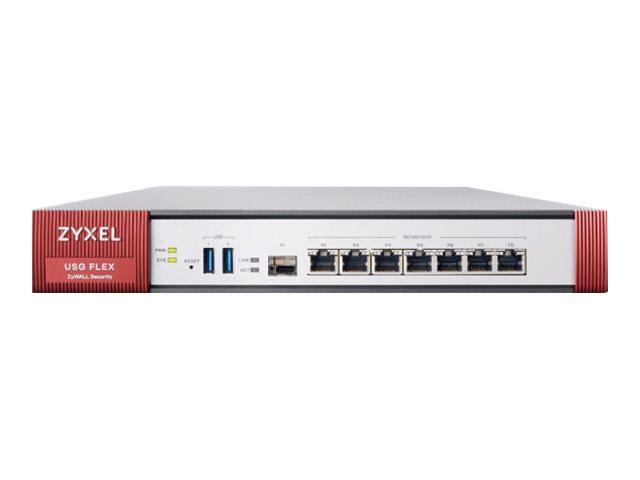 ZyXEL ZyWALL USG FLEX 500 - UTM Bundle - Firewall