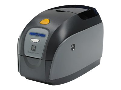 Zebra ZXP Series 1 - Plastikkartendrucker - Farbe - Thermosublimation - CR-80 Card (85.6 x 54 mm)