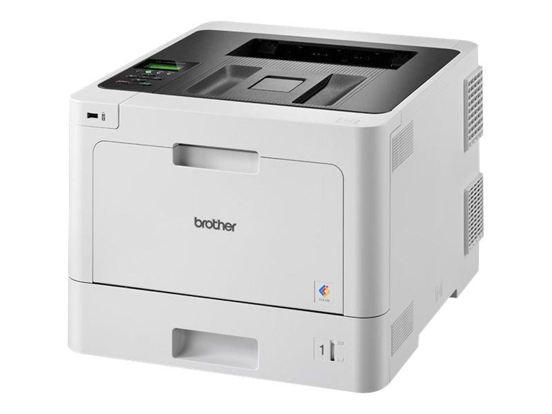Brother HL-L8260CDW - Drucker - Farbe - Duplex - Laser - A4/Legal - 2400 x 600 dpi - bis zu 31 Seiten/Min. (einfarbig)/