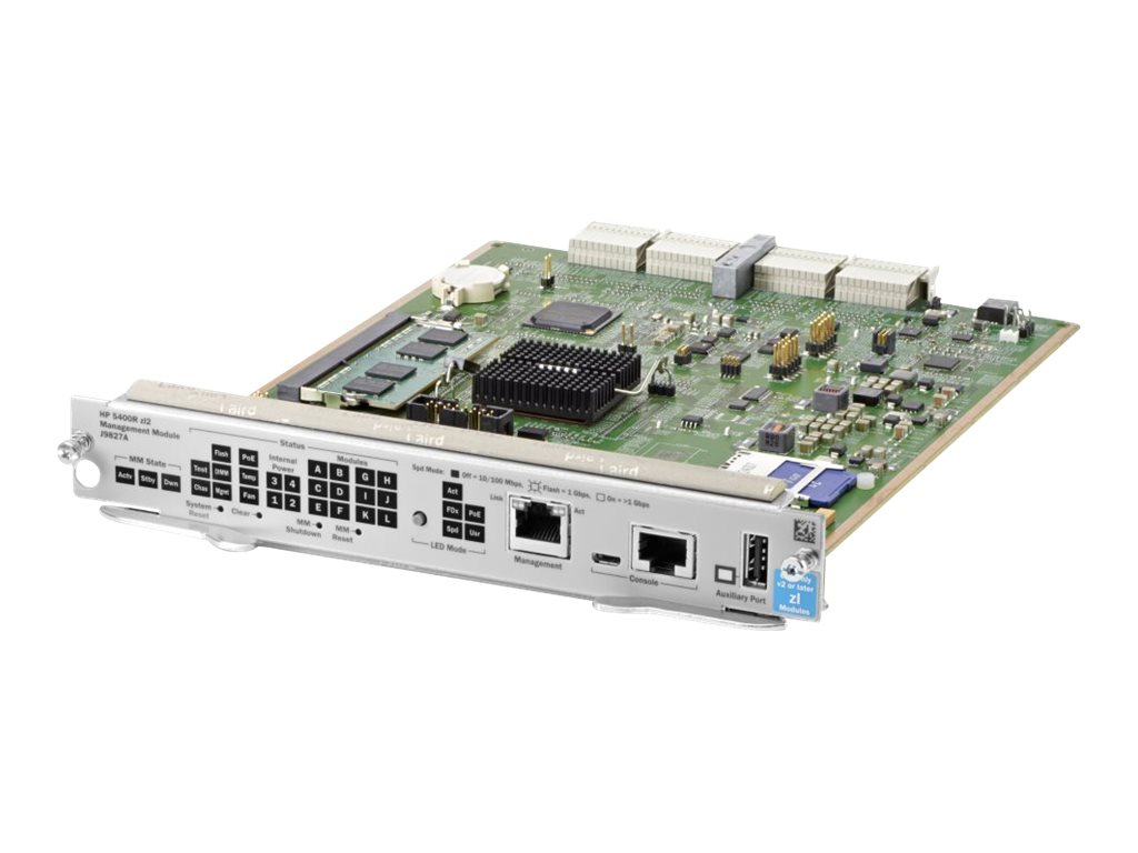 HP 5400R zl2 Management Module (J9827A)