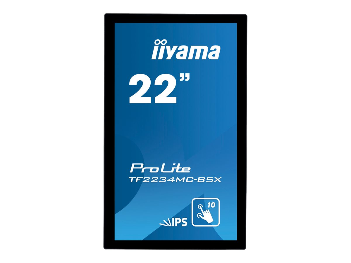 "Iiyama ProLite TF2234MC-B5X - LED-Monitor - 55 cm (21.5"")"