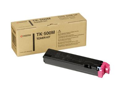 Kyocera TK 500M - Magenta - Tonersatz