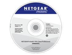 NETGEAR VPN Client 5 User-Lizenz - IPsec Encryption - Win 7 kompatibel