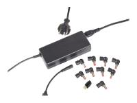 APA03CH Universal 90W Schwarz Netzteil & Spannungsumwandler