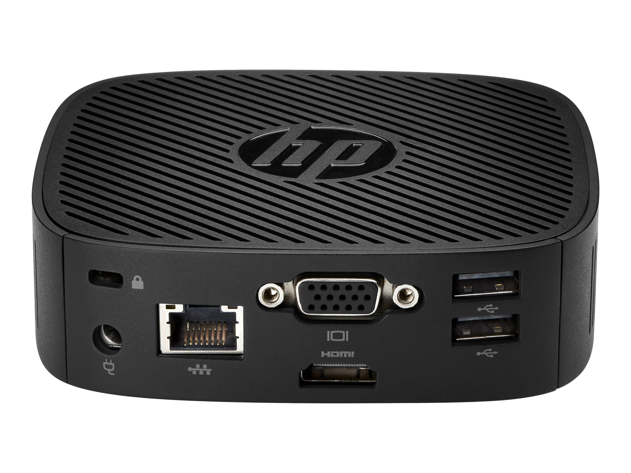 Vorschau: HP t240 - Thin Client - USFF - 1 x Atom x5 Z8350 / 1.44 GHz
