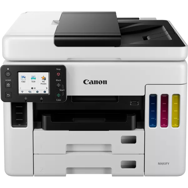 Canon MAXIFY GX7050 - Multifunktionsdrucker - Farbe - Tintenstrahl - refillable - Legal (216 x 356 mm)/