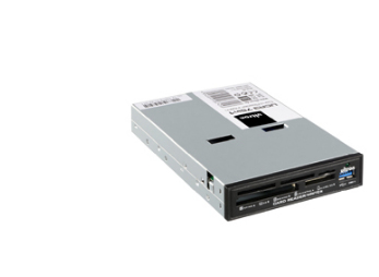 Ultron UCR3 - SDHC - Schwarz - D / XD H Type / XD M TYPE / CFI / CF II / Ultra II CF / Extreme CF / Extreme III CF / MD / SD /... - USB 3.0 - Box