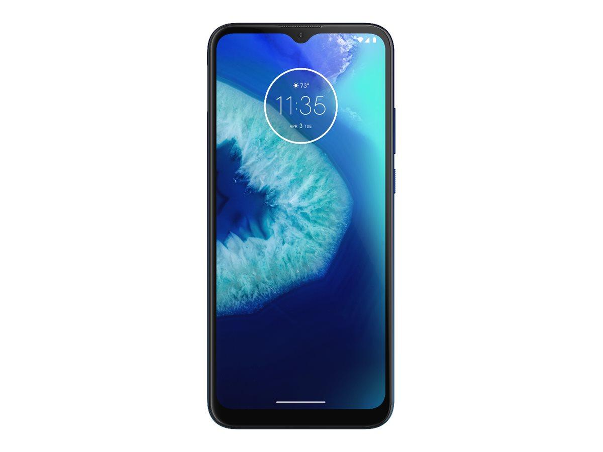 "Motorola Mobility Motorola Moto G8 Power Lite - Smartphone - Dual-SIM - 4G LTE - 64 GB - microSD slot - 6.5"" - 1600 x 720 Pixel (269 ppi (Pixel pro Zoll))"