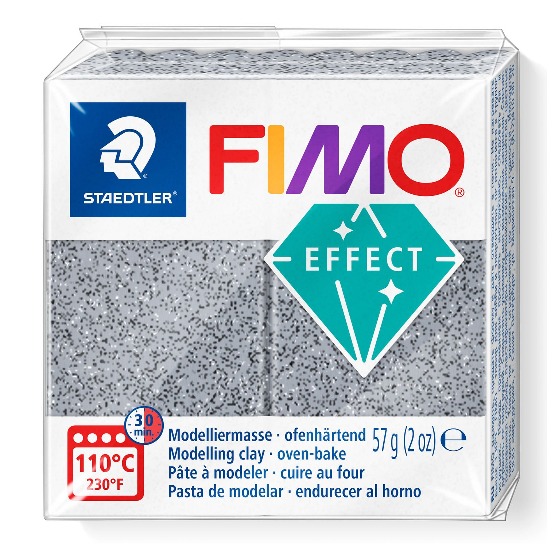 STAEDTLER FIMO 8020 - Knetmasse - Grau - Erwachsene - 1 Stück(e) - Stone granite - 1 Farben