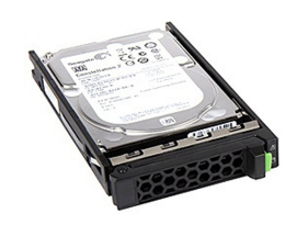 "Fujitsu 960 GB SSD - Hot-Swap - 2.5"" (6.4 cm) - SATA 6Gb/s - für PRIMERGY RX2520 M5, RX2530 M5, RX2530 M5 Liquid Cooling, RX2540 M5, TX2550 M5 (2.5"")"