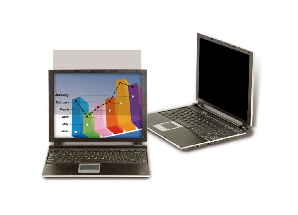 3M Blickschutzfilter für 13.3\ Standard-Laptop - Notebook-Privacy-Filter - 33.8 cm 13