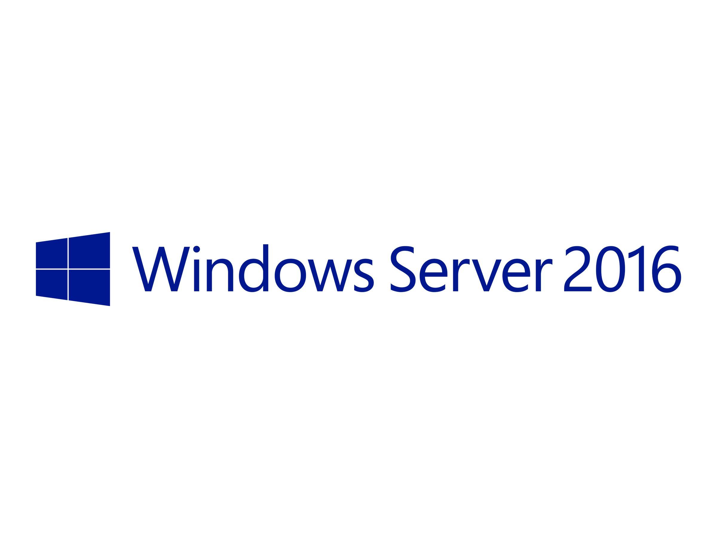 HPE Microsoft Windows Server 2016 Datacenter Edition - Lizenz - 4 zusätzliche Kerne - BIOS-gesperrt (Hewlett Packard Enterprise)