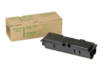 Kyocera TK 17 - Tonereinheit Original - Schwarz - 6.000 Seiten