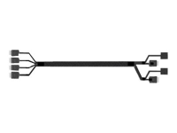 Oculink Cable Kit A2U4PSWCXCXK2 OCuLink SFF-8611 Schwarz