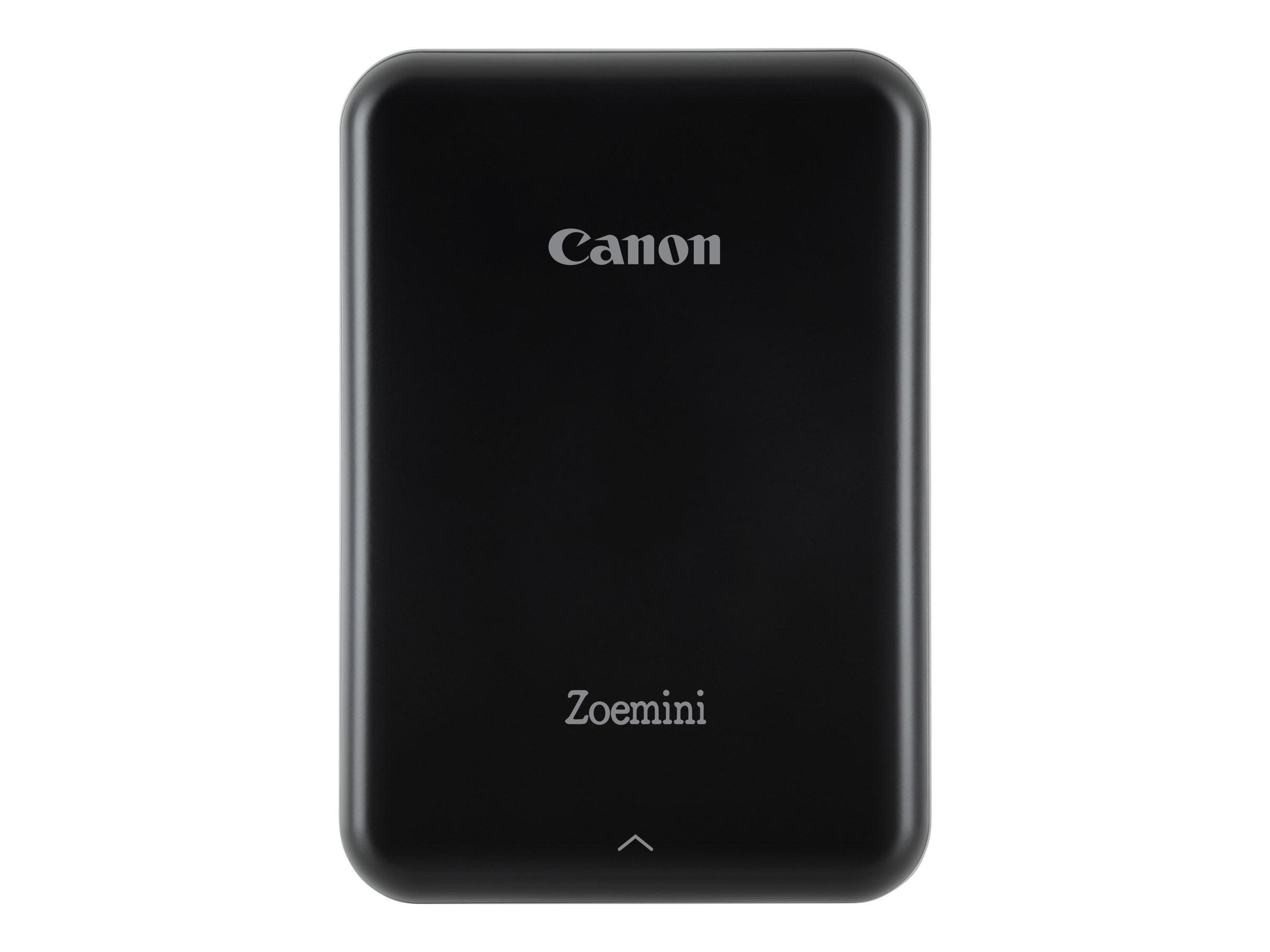 Canon Zoemini - Drucker - Farbe - Thermosublimation - 50.8 x 76.2 mm - 314 x 400 dpi - bis zu 0.83 Min./Seite (einfarbig)/