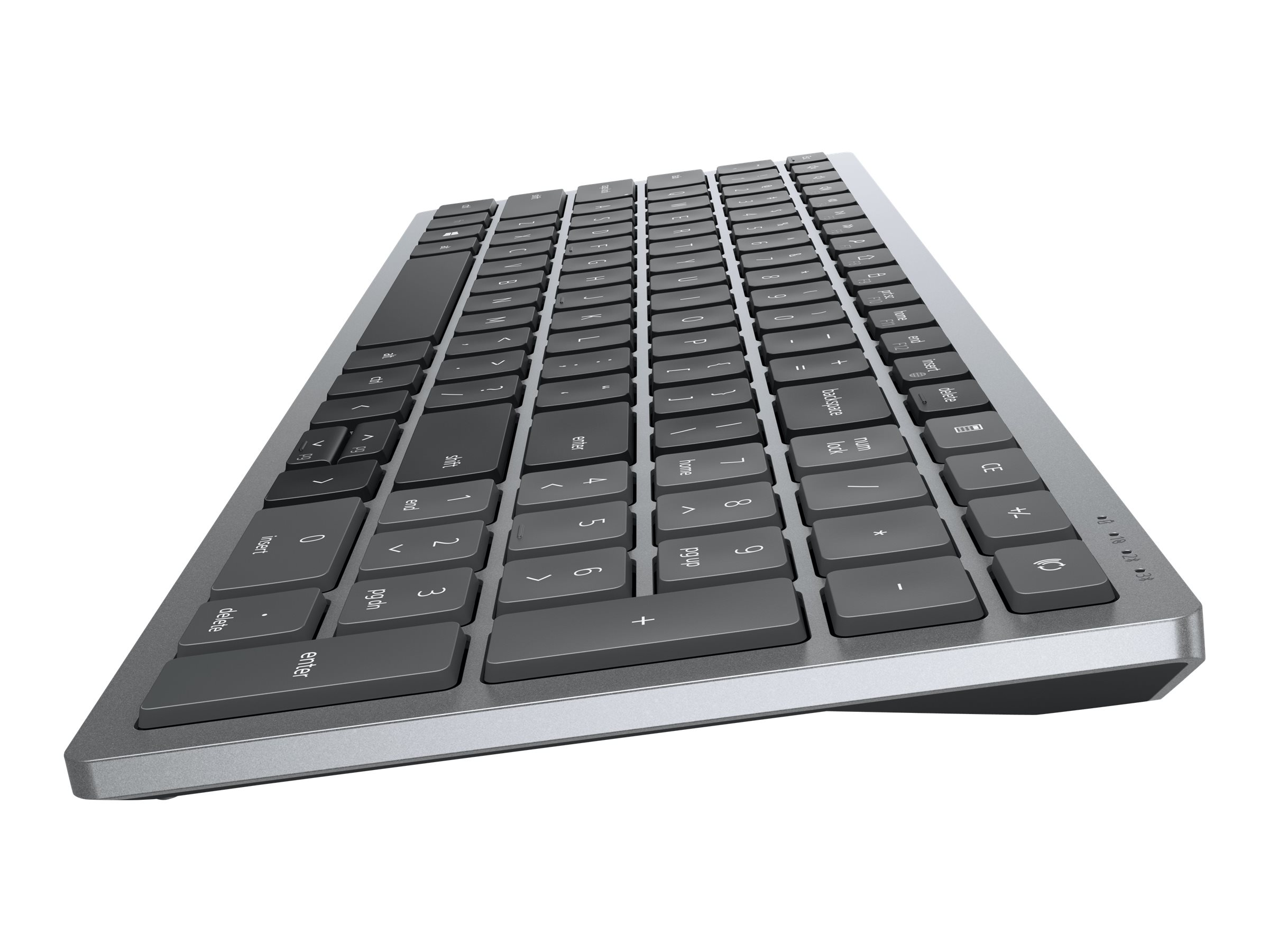 Dell Wireless Keyboard and Mouse KM7120W - Tastatur-und-Maus-Set