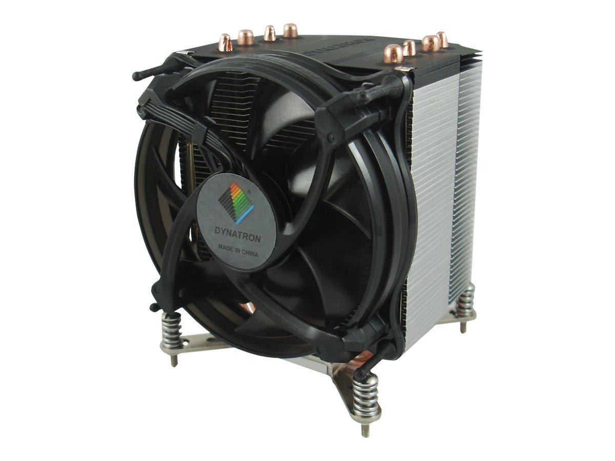 Inter-Tech K-17 - Prozessor-Luftkühler - (für: LGA1156, LGA1155)